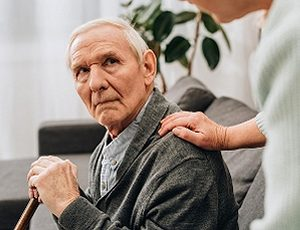 How to Mindfully Care for Someone with Dementia