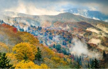 Great Smoky Mountains, North Carolina Tennessee