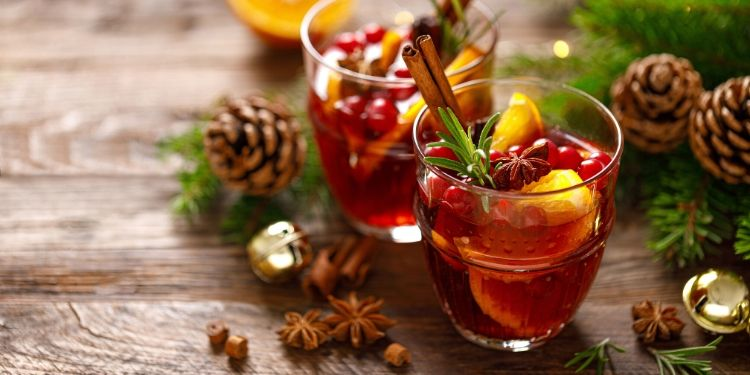 Sip and Be Merry: 8 Unique Holiday Cocktail Recipes