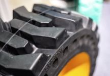 Advantages of Solid Rubber Tires