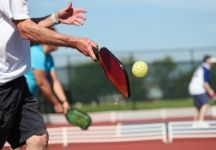 A Brief History of the Game Pickleball