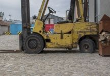 Safety Tips for Rough Terrain Forklifts