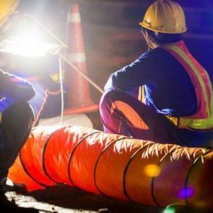 How LED Lights Benefit Construction Work