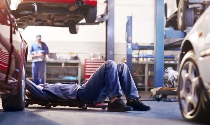 Essential Equipment for an Auto Repair Shop