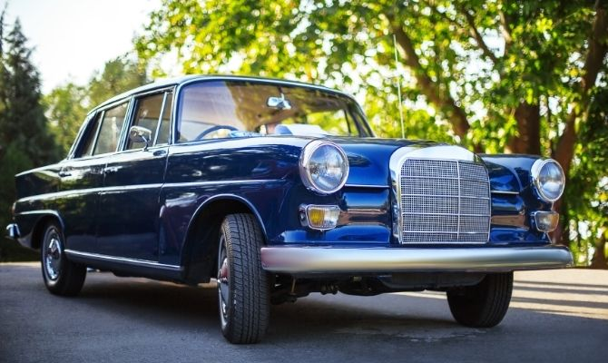 Tips for Restoring Your First Classic Car