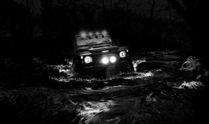 How To Stay Safe While Off-Roading At Night