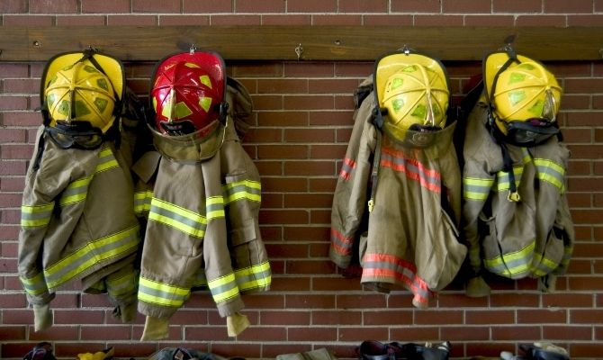The History of the American Fire Helmet