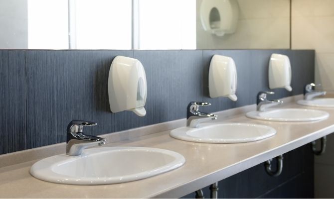 Tips for Updating Your Office Restroom