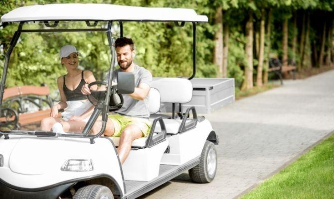 The Various Benefits of Golf Cart Ownership