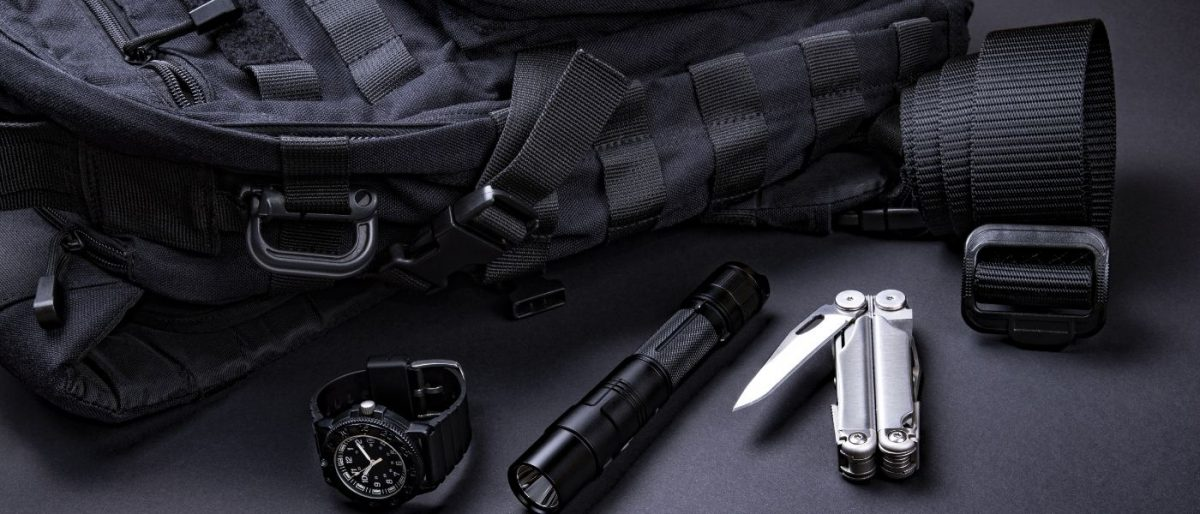Military Gear To Take on Camping Trips