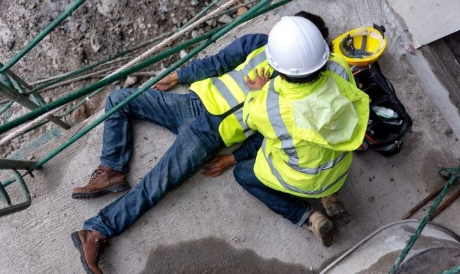 Most Common Accidents on Construction Sites