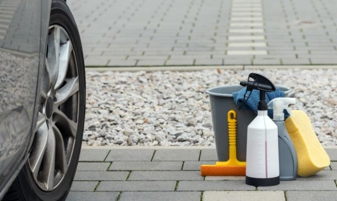 Tips for the Perfect At-Home Car Wash