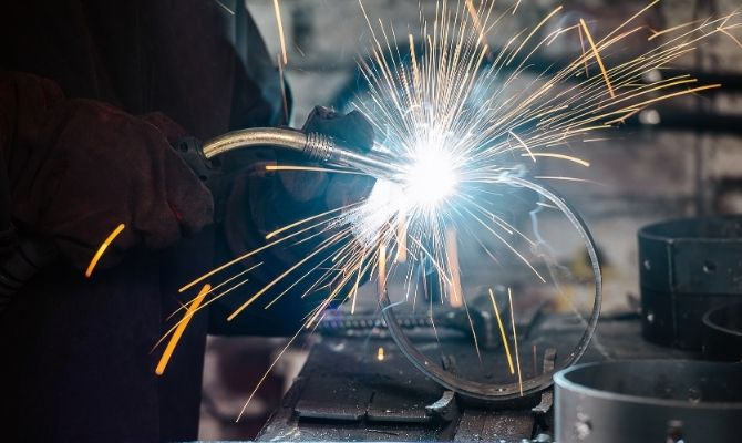 The Major Advantages of MIG Welding