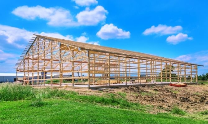 Farm Structures That You Can Build On Agricultural Land