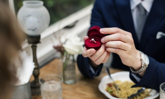 How To Make Your Engagement Ring Special