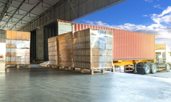Best Way To Prepare Pallets for Shipping