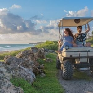 How To Stay Safe While Driving a Golf Cart
