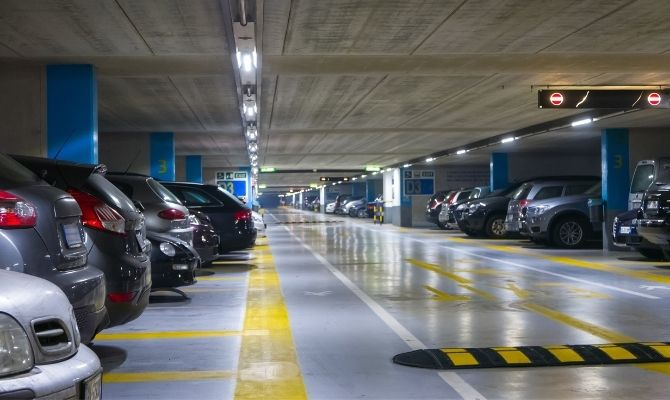 The Most Common Risks of a Parking Garage