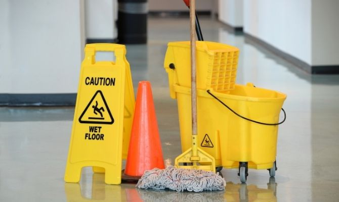 Best Ways To Prevent Slips in Your Workplace