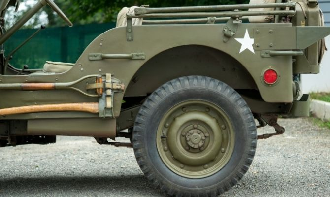 The Different Roles Jeeps Played in WWII