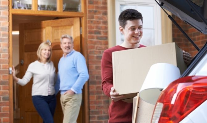 Things To Consider When Moving Out for College
