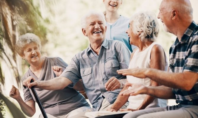 Tools That Can Increase Senior Safety
