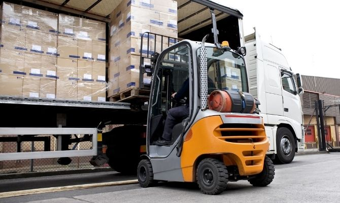 The Top Reasons Forklift Forks Wear Down