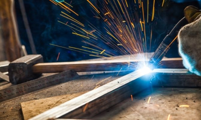 The Most Common Welding Methods
