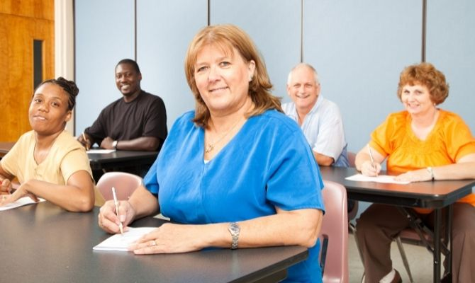 Ways To Create an Inclusive Classroom for Adult Students