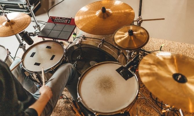 Everything You Need To Start Playing the Drums
