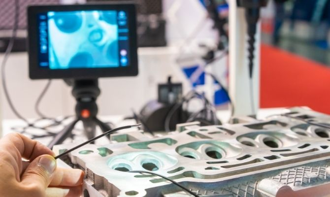 Uses for Borescopes in the Aviation Industry