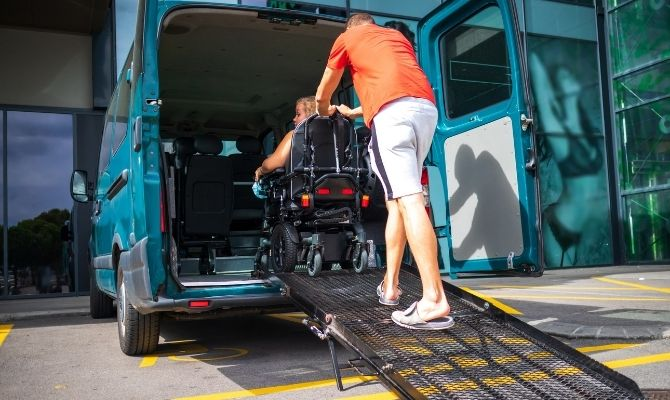 Reasons To Own a Full-Size Wheelchair-Accessible Van