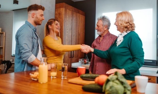 Top Tips for Meeting Your Partner's Parents