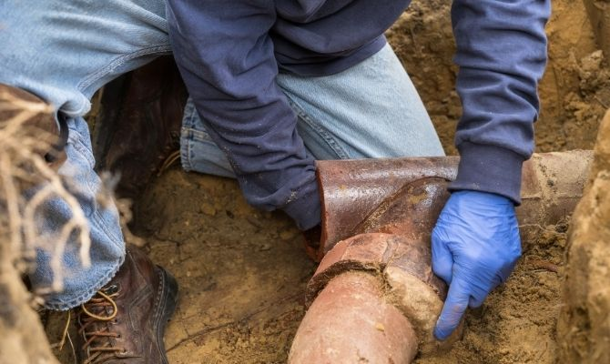 How to Repair a Residential Sewer Line Without Trenches