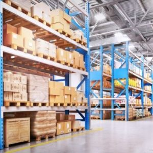 Types of Storage Areas for a New Warehouse