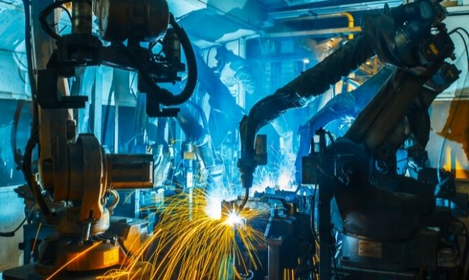Tips for Maintaining Your Industrial Robots