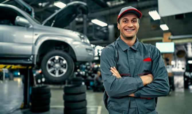 Different Professions in the Auto Industry